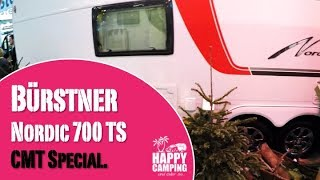 Vorstellung Bürstner Averso Nordic 700 TS | Happy Camping