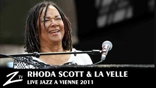 Rhoda Scott & La Velle - So Good To Me, Hold On - LIVE HD