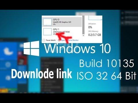 windows 10 free download full version 64 bit usb