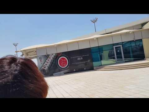 A tour at Al Forsan international Sports Resort Abu Dhabi 15.08.2016