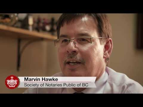 Marvin Hawke - Prince George Notary Public