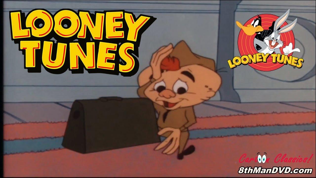 LOONEY TUNES (Looney Toons): Drafty, Isn't It? (1957) (Remastered) (HD 1080p)