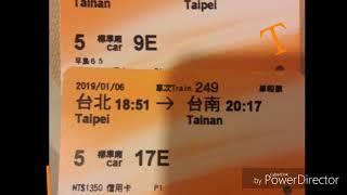 One Day Trip Tainan to Taipei
