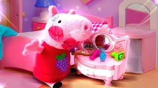 Мультфильмы Свинка Пеппа. Новая серия о том, как Пеппа не чистила зубы и они разболелись