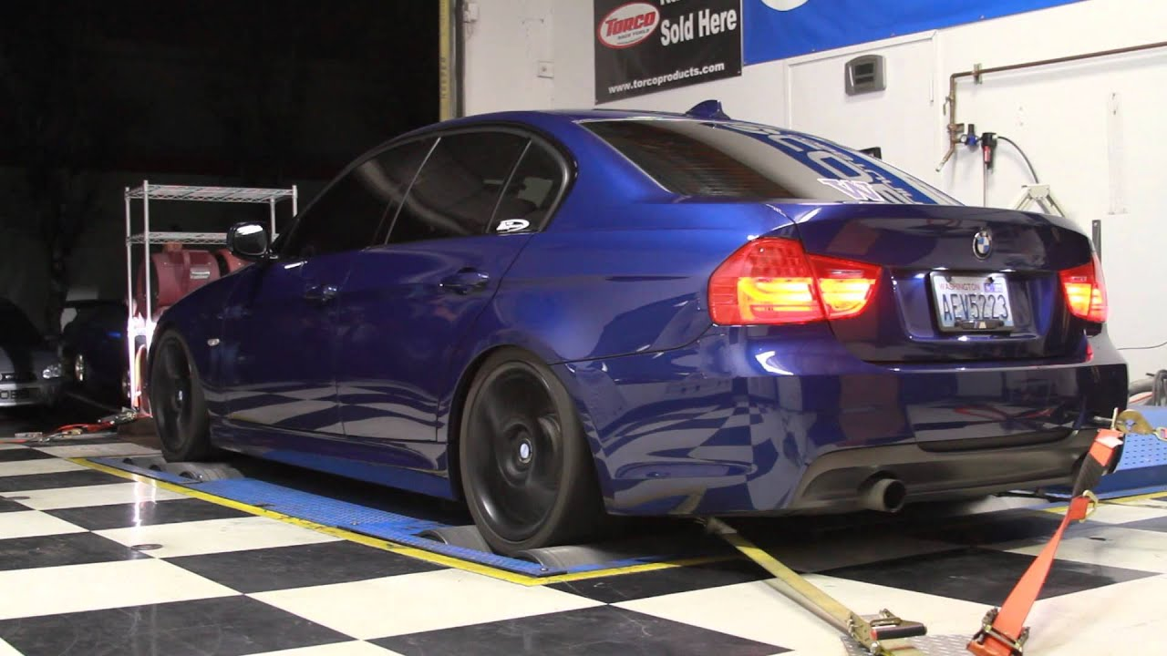Cobb Tuning Surgeline Bmw 335i Dyno First Thursday