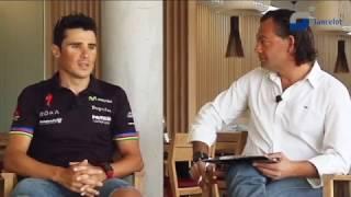 Entrevista al pentacampeón mundial de triatlón Javier Gómez Noya