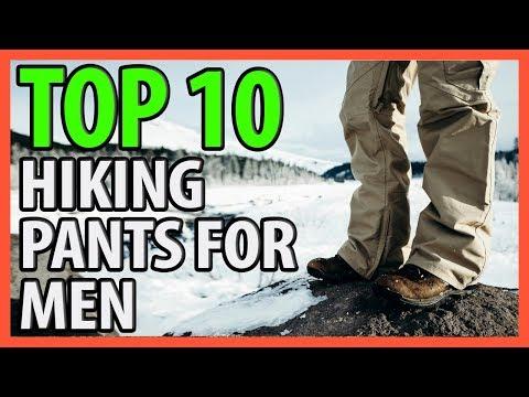 10 Best Hiking Pants for Men 2019