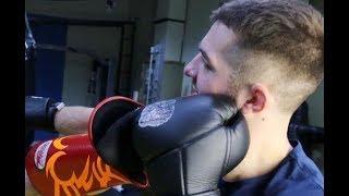 Как научиться драться дома самостоятельно | Бокс для начинающих  Урок 1