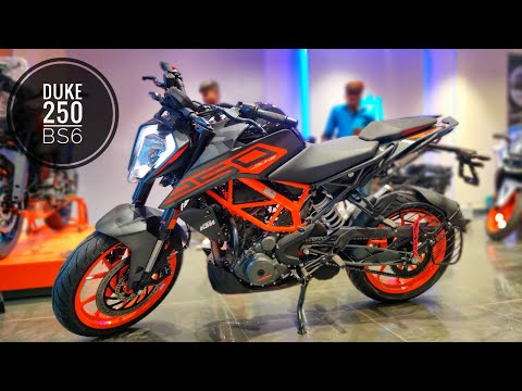 KTM Duke 250 BS6 Complete & Honest Review with On Road Price | Big Brother Of Duke 200 🔥🔥🔥
