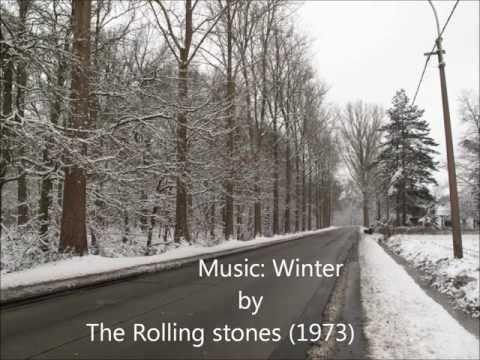 The Rolling Stones - Winter - Lyrics