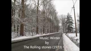 The Rolling Stones - Winter - Lyrics