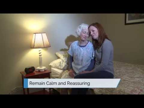 Caregiver Training: Hallucinations | UCLA Alzheimer's and Dementia Care