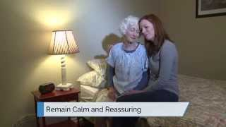 Caregiver Training: Hallucinations   UCLA Alzheimer's and Dementia Care