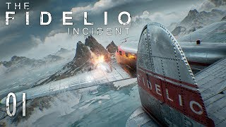 THE FIDELIO INCIDENT [01] [Eiskalt abgestürzt] Let's Play Gameplay Deutsch German thumbnail