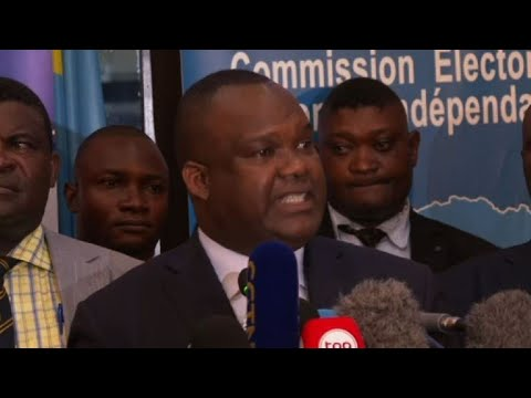 DR Congo election officially postponed by 1 week: CENI