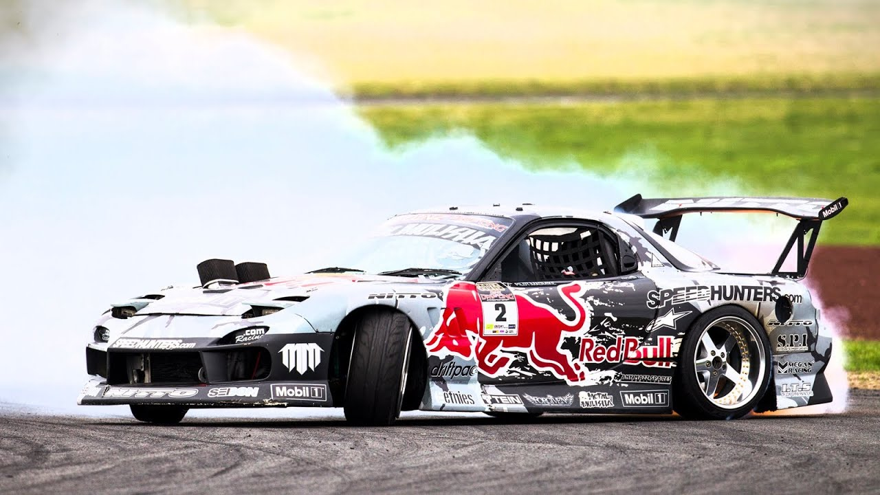 Final Round Of The National Drift Series Youtube