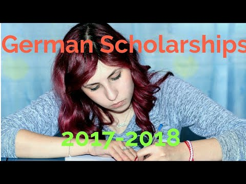 DAAD Development Related Scholarships, Germany, 2017-2018
