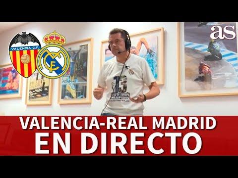 Download VALENCIA - REAL MADRID | EN DIRECTO la reacción de RONCERO | Diario AS