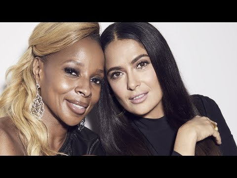 Mary J Blige and Salma Hayek: Varietys Actors on Actors
