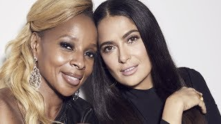 Mary J. Blige and Salma Hayek: Variety's Actors on Actors (Full Interview)