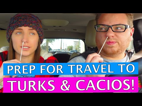 How To Travel to Turks & Caicos! | Prepping during COVID-19 Era | Testing & Documentation Process!
