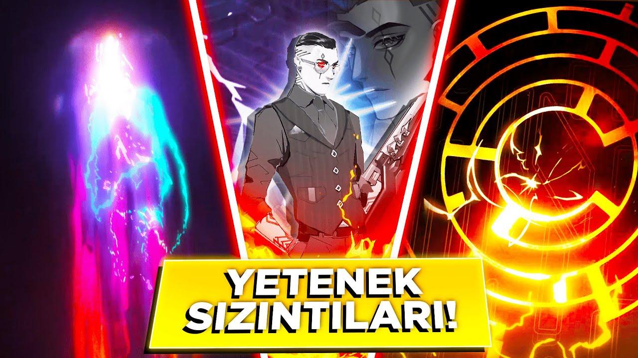 Download VALORANT YENİ AJAN YETENEK SIZINTILARI! RADİANT MERMİSİ!