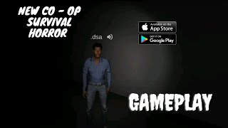 The Ghost-(New Co - Op Survival Horror) Gameplay (android/ios) screenshot 1