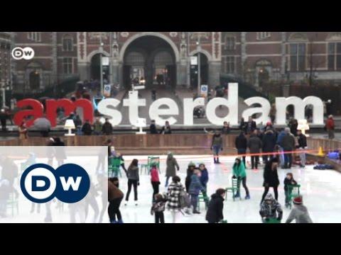 Metropolitan Christmas in Amsterdam | Euromaxx