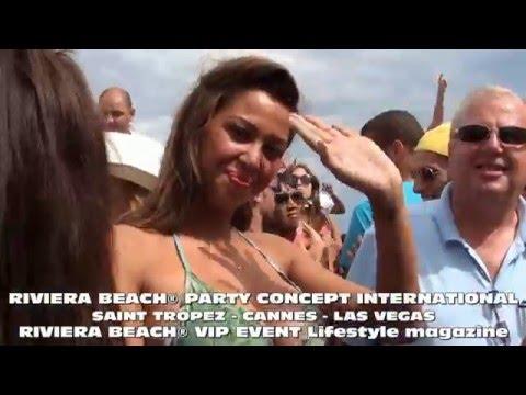 Teaser Riviera Beach® Party International Concept Saint Tropez Monaco Las Vegas