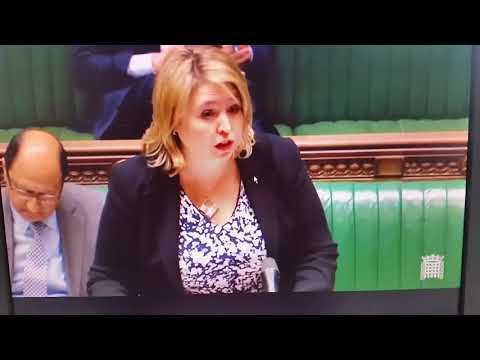 Stella Creasy MP asks Secretary of State for NI about abortion