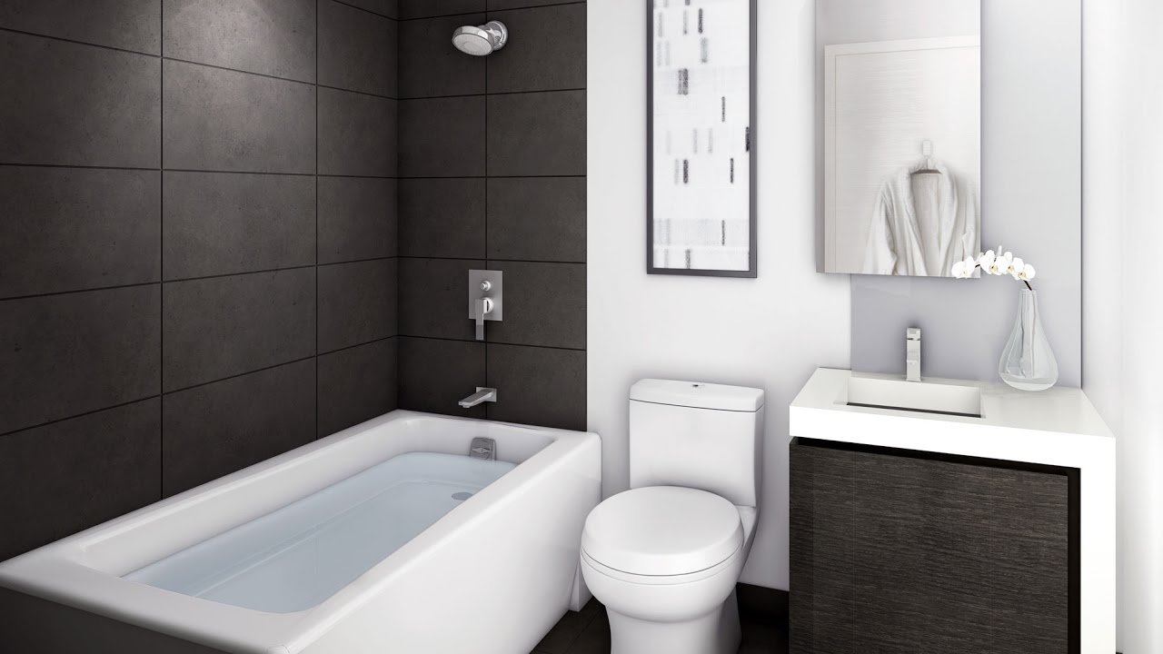 Amusing Bathtub Ideas For A Small Bathroom Interior Design - YouTube