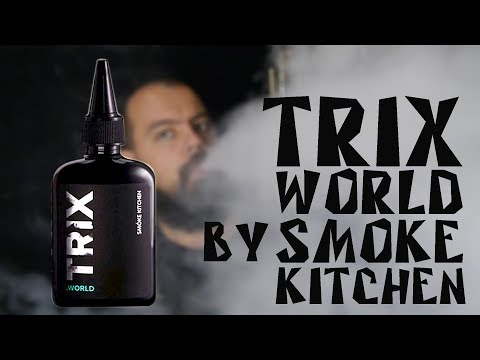 TRIX WORLD By SMOKE KITCHEN   ОБЗОР