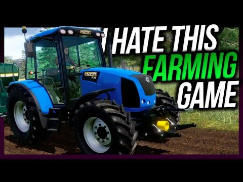 Possibly the Worst Farming Game Ever...