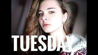 Barak Yeter ft. Danelle Sadoval - Tuesday