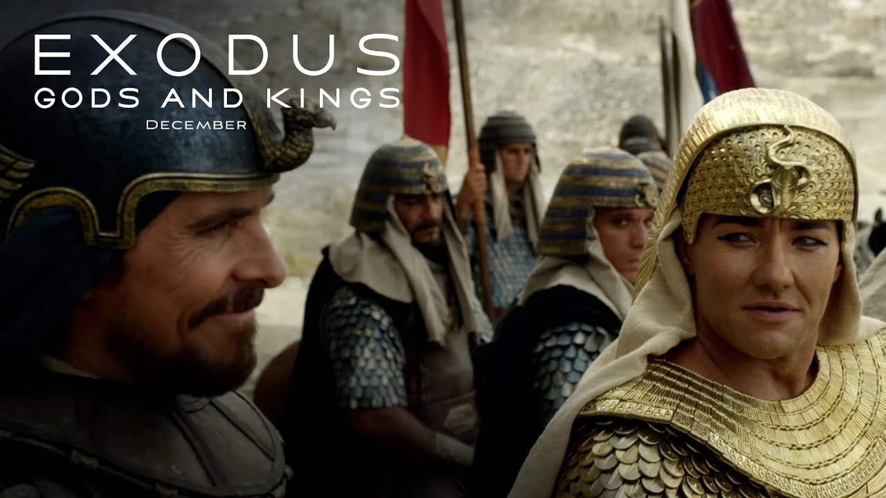 Exodus Gods and Kings Movies HBO