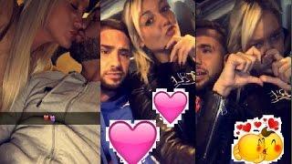 Aurélie Dotremont dévoile son Copain sur Snapchat !!