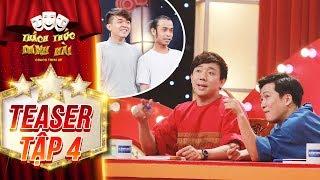 Thách thức danh hài 4 | teaser tập 4: Trấn Thành