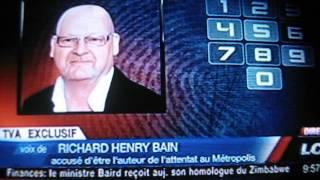 Claude Poirier qui donne une tribune au meurtrier du Métropolis