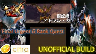 Citra Unofficial Build | How Good Is This For Multiplayer On Low-End PC | MHXX