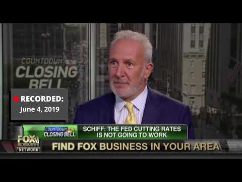 🔴 Peter Schiff was right on return to QE & ZIRP
