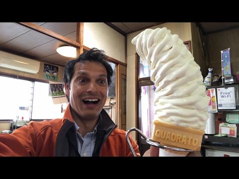 Super Sized Hokkaido Ice Cream