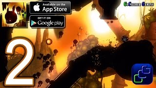 BADLAND 2 Android iOS Walkthrough - Part 2 - Jungle: 5-10