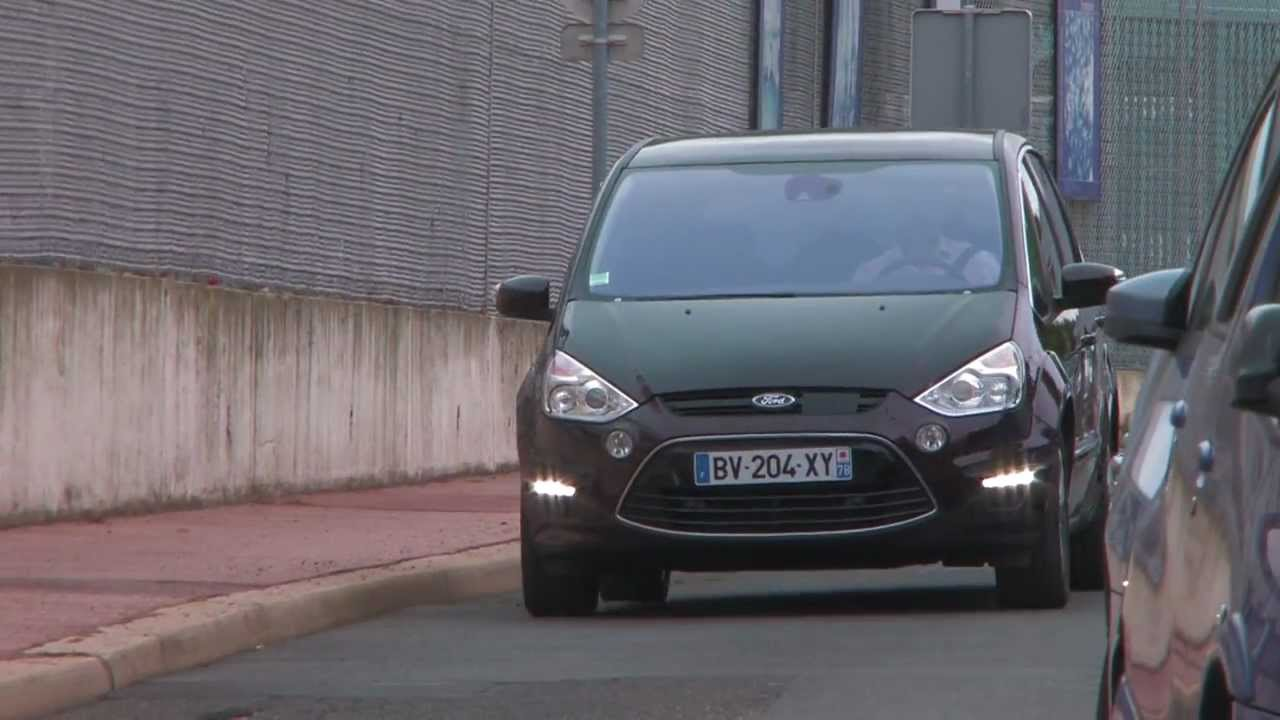 essai ford s max tdci 140ch titanium youtube. Black Bedroom Furniture Sets. Home Design Ideas