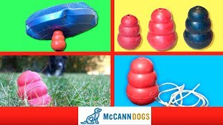 4 OTHER Things You Need To Try With Your Kong Dog Toy