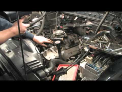 Chev Gmc Misfire Poppet Injector Diagnosis Troubleshooting And Replacement You