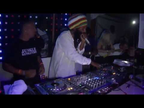 Congo Natty feat Congo Dubz & Phoebe @Pure Science Summer Street Party 23/8/2013