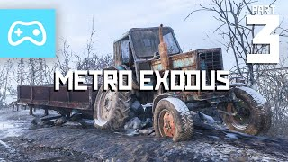 Metro Exodus - Part 3 - Anatoli's Party Bunker