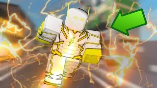 Roblox-I am the GODSPEED, the FASTEST FLASH Galaxy! (The Flash CW Central City)