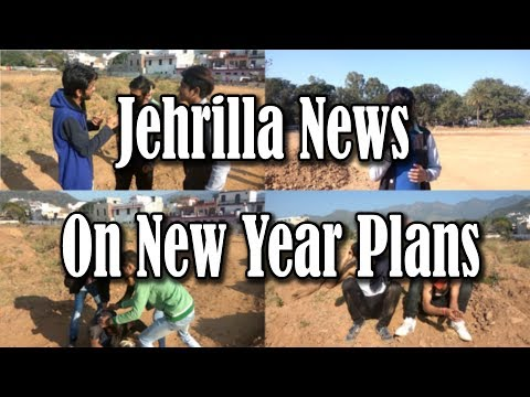 Jehrilla News on New Year Plans || RNS Vines