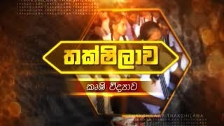 Thakshilawa - A/L Agriculture (2018-04-17) | ITN Thumbnail